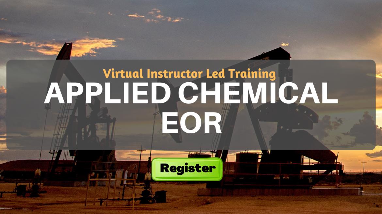 Applied Chemical EOR (VILT)