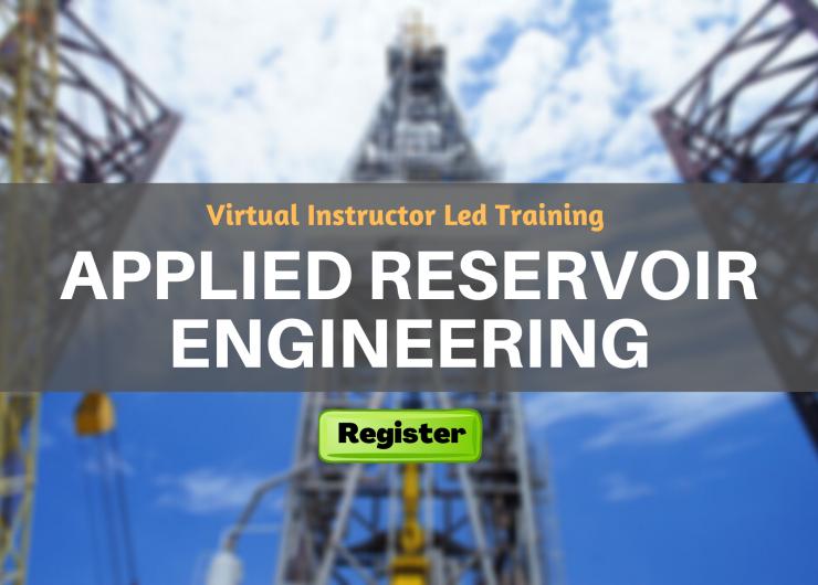 Applied Reservoir Engineering (VLIT)