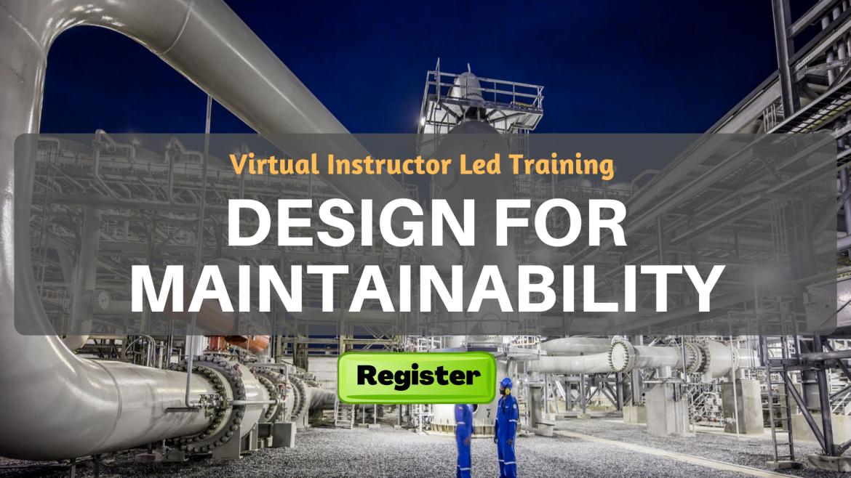 Design for maintainability (VILT)