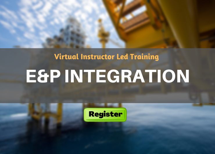 E&P Integration (VILT)