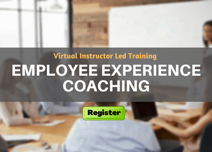 Employee Experience Coaching