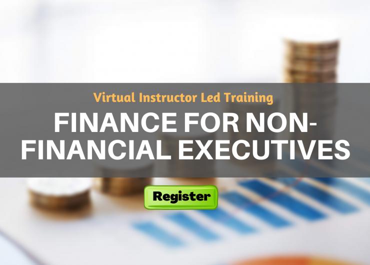 Finance for Non-Financial Executives (VILT)