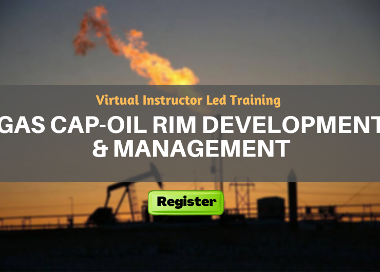 Gas Cap-Oil Rim Development & Management (VILT)