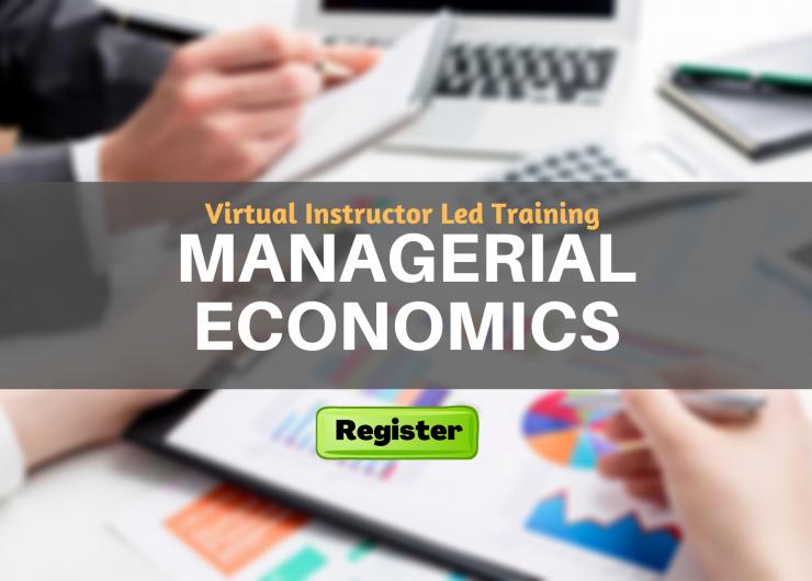 Managerial Economics (VILT)
