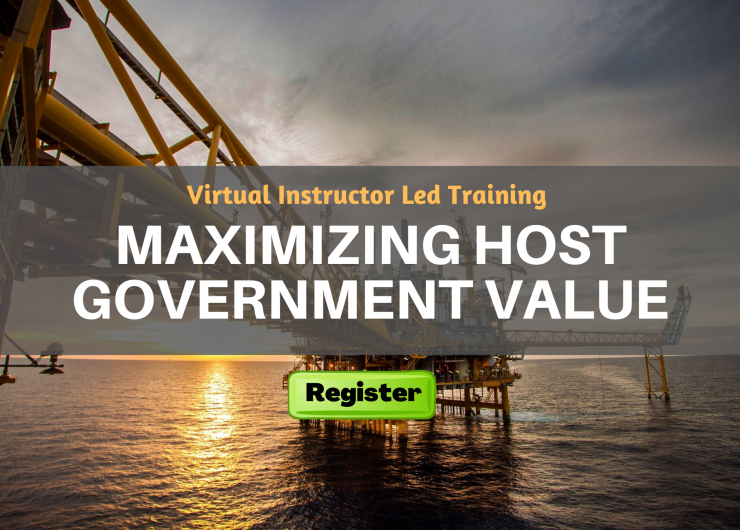 Maximizing Host Government Value (VILT)
