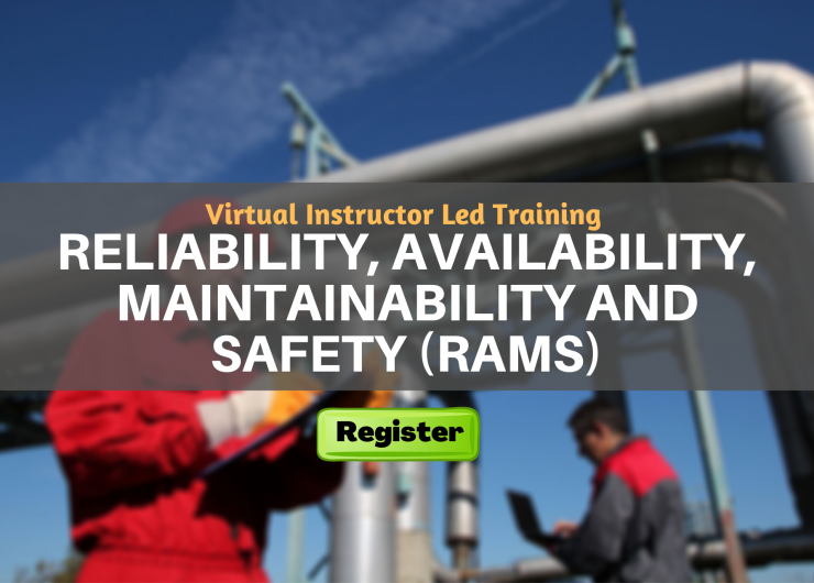 Reliability, Availability, Maintainability and Safety (RAMS) (VILT)