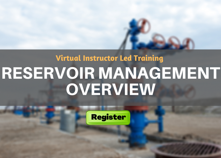 Reservoir Management Overview (VILT)