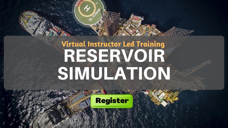 Reservoir Simulation (VILT)